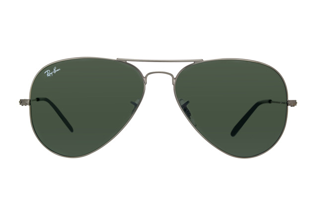 Ray-Ban Aviator large RB 3025 WO879 perspective view