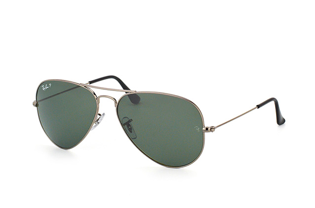 ray ban aviator large metal schwarz