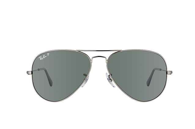 Ray-Ban Aviator large RB 3025 004/58 vue en perpective