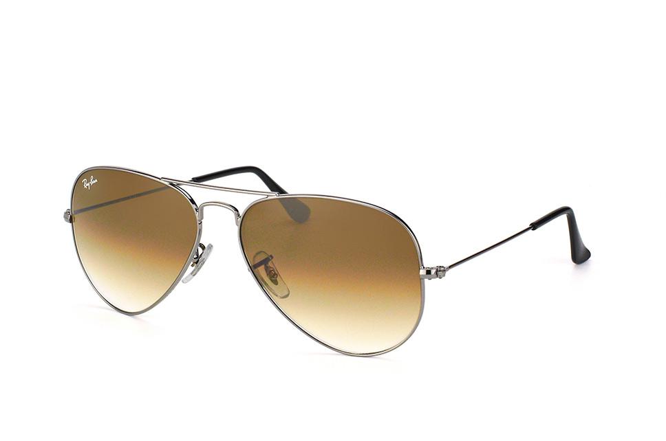 ray-ban -  Aviator large RB 3025 004/51, Aviator Sonnenbrille, Unisex, in Sehstärke erhältlich