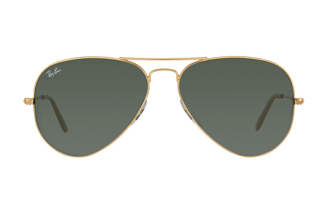 Ray-Ban Aviator Large Metal RB 3025 001/58 Perspektivenansicht