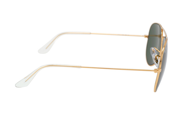 Ray-Ban Aviator Large Metal RB 3025 L0205 Perspektivenansicht