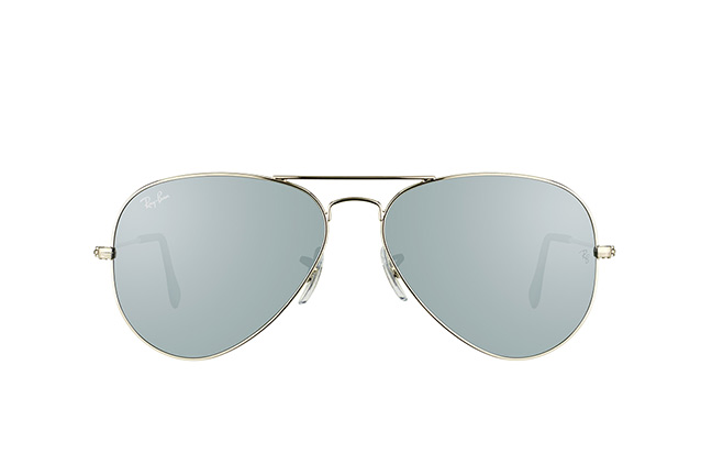 Ray-Ban Aviator large RB 3025 W3277 vista en perspectiva
