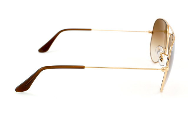 Ray-Ban Aviator RB 3025 001/51 perspective view
