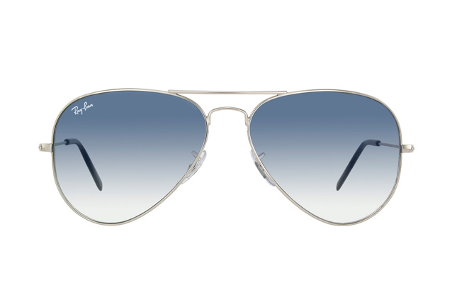 Ray-Ban Aviator large RB 3025 003/3F Perspektivenansicht