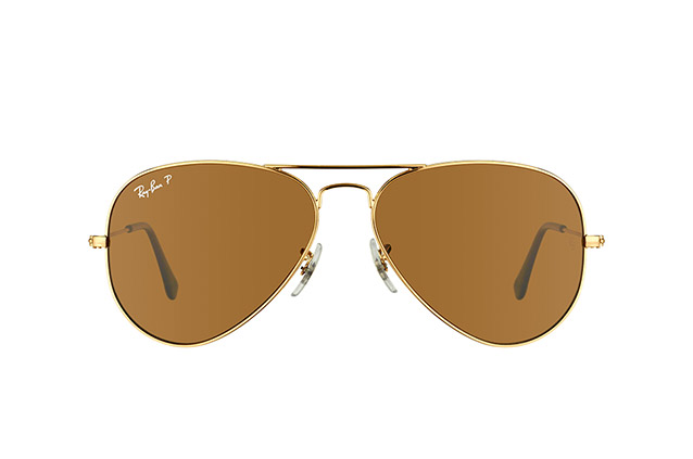 Ray-Ban Aviator large RB 3025 001/57 perspective view