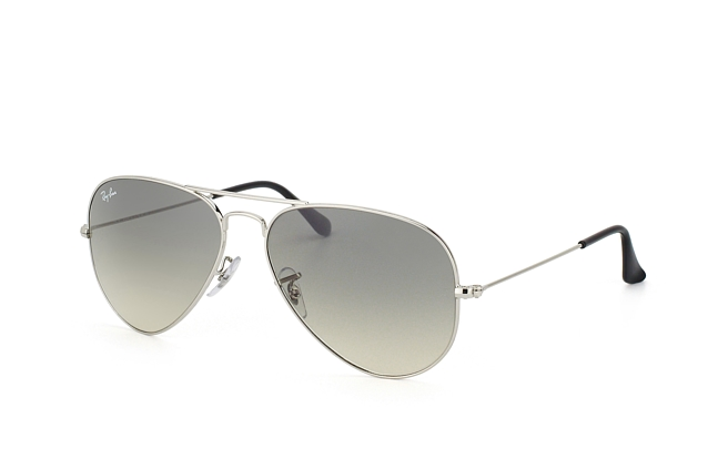 Ray-Ban Aviator large RB 3025 003/32 vue en perpective