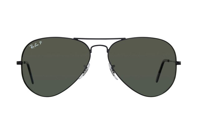 Ray-Ban Aviator large RB 3025 002/58 Perspektivenansicht