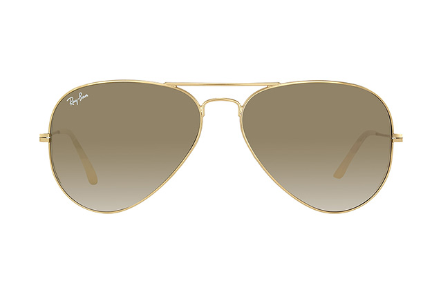 Ray-Ban Aviator RB 3025 001/3K vista en perspectiva