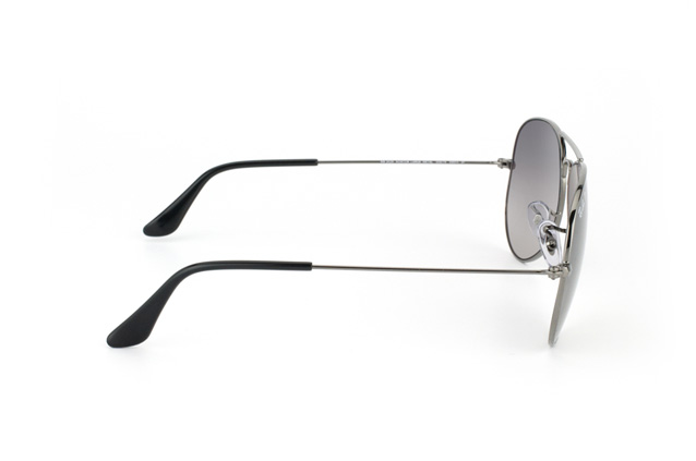 Ray-Ban Aviator RB 3025 004/78 vista en perspectiva