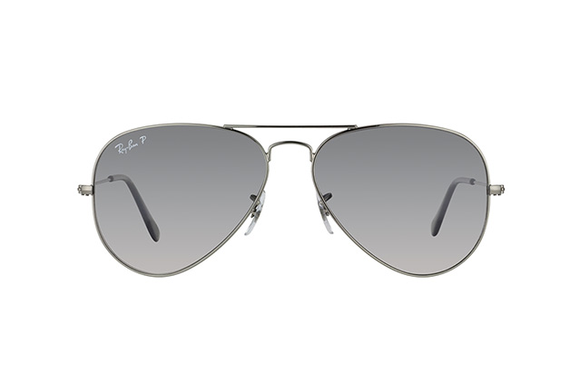 Ray-Ban Aviator large RB 3025 004/78 vista en perspectiva