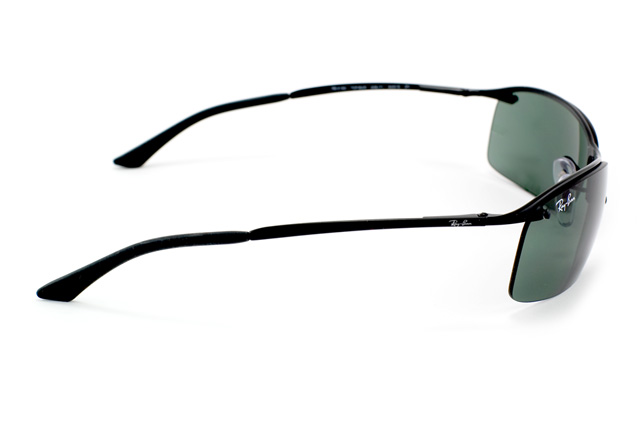 ... Ray Ban Top Bar RB 3183 006/71 Perspective ...