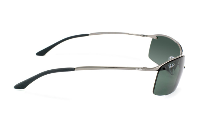 ... Ray Ban Top Bar RB 3183 004/71 Perspective ...