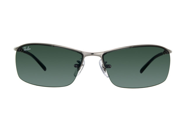 ... Ray-Ban Top Bar RB 3183 004/71 perspective view