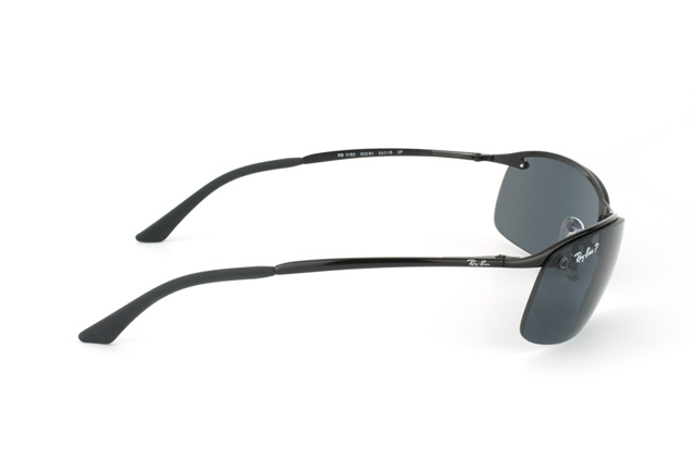 ... Ray Ban Top Bar RB 3183 002/81 Perspective ...