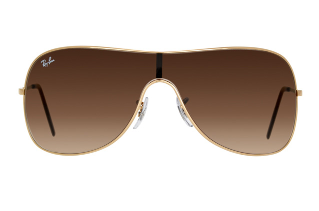 ... Ray-Ban RB 3211 001 13 01 38 LARGE perspective view 961bed22b6f2