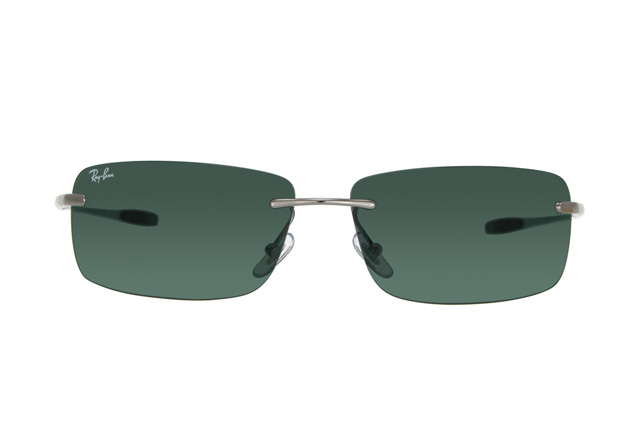 ray ban 3344  ray ban rb 3344 004/71 perspective view