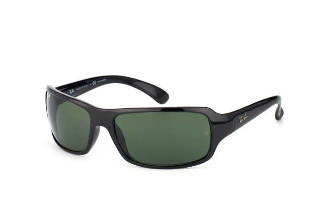 98066fcdd2e ... Sunglasses  Ray-Ban RB 4075 601 58. null perspective view ...