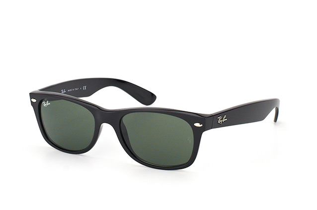 Ray-Ban New Wayfarer RB 2132 901 Perspektivenansicht