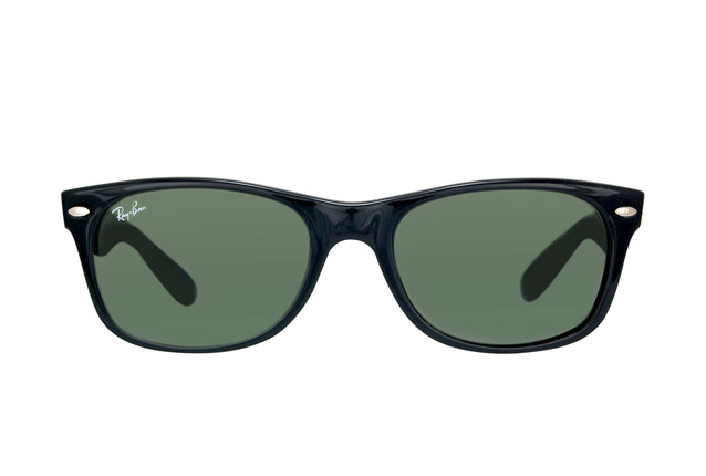 Ray-Ban New Wayfarer RB 2132 901 vista en perspectiva