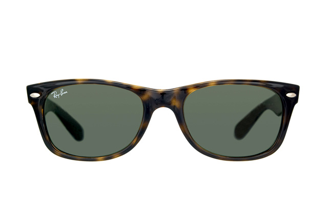 Ray-Ban New Wayfarer RB 2132 902 Perspektivenansicht