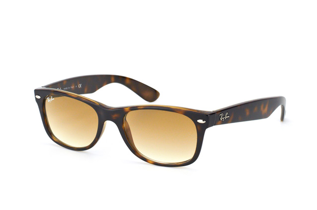 Ray-Ban New Wayfarer RB 2132 710/51 perspective view