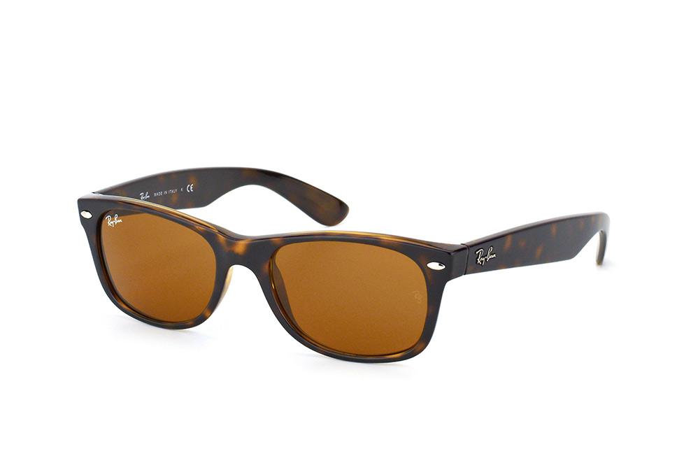 ray-ban -  New Wayfarer RB 2132 710, Quadratische Sonnenbrille, Unisex, in Sehstärke erhältlich