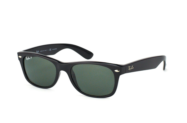 Ray-Ban New Wayfarer RB 2132 901/58 vista en perspectiva