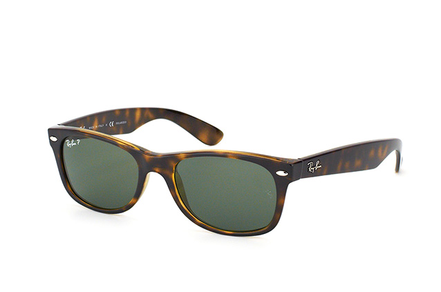 Ray-Ban New Wayfarer RB 2132 902/58 perspective view