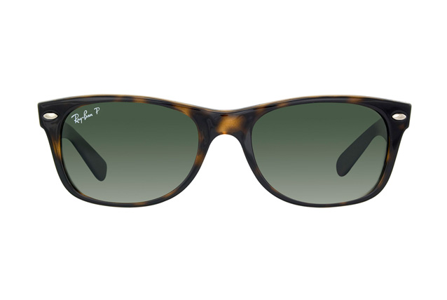 Ray-Ban New Wayfarer RB 2132 902/58 Perspektivenansicht