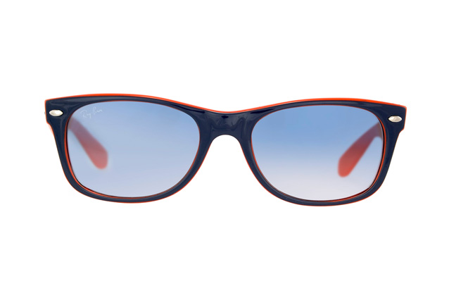 Ray-Ban New Wayfarer RB 2132 789/3F vista en perspectiva