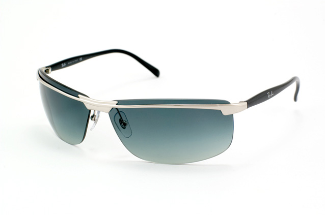a28d5869894 ... Sunglasses  Ray-Ban RB 3308 003 8G. null perspective view ...
