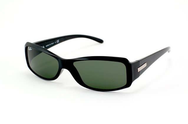 Ray-Ban RB 4078 601 vista en perspectiva ... 95602975f3