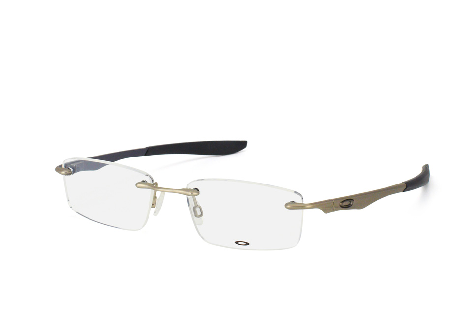 Rimless Glasses Oakley : Oakley Prescription Glasses Rimless Images & Pictures - Becuo