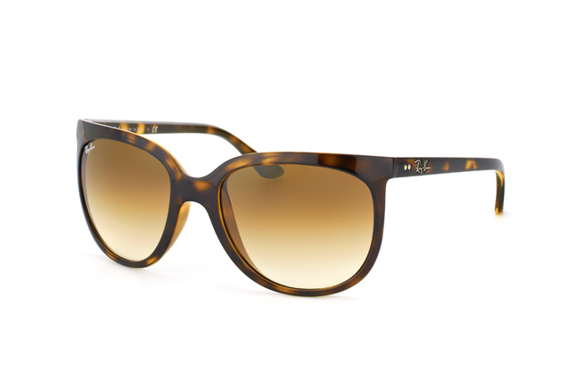 Ray-Ban Cats 1000 RB 4126 710/51 Perspektivenansicht