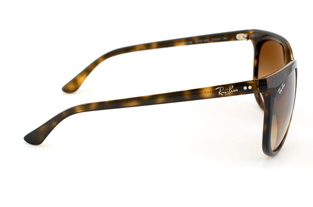 Ray-Ban Cats 1000 RB 4126 710/51 vue en perpective