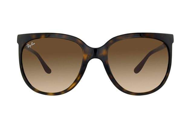Ray-Ban Cats 1000 RB 4126 710/51 perspective view