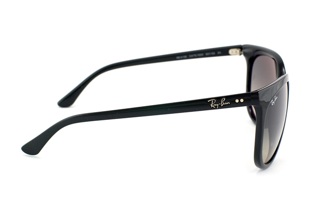 Ray-Ban Cats 1000 RB 4126 601/32 perspective view