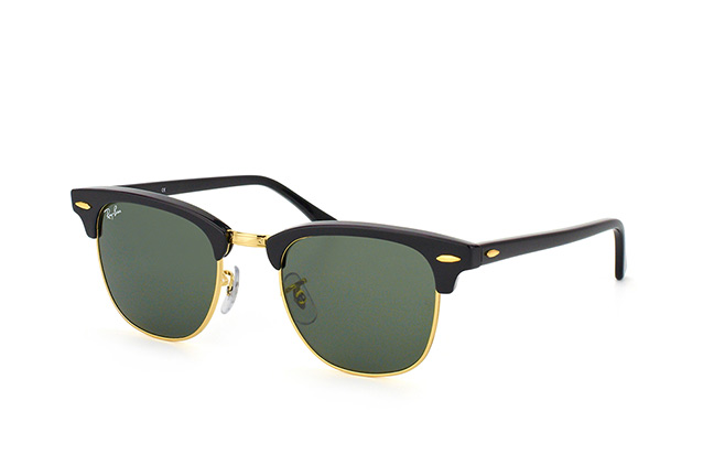 e14e7b07c22fb Ray-Ban Clubmaster RB 3016 W0365 small vista en perspectiva ...