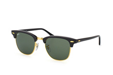 Ray-Ban Clubmaster RB 3016 W0365 small liten