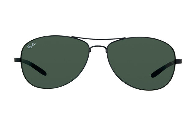 Ray-Ban Carbon Fibre Kollektion RB 8301 002 perspective view