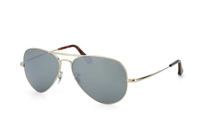 Ray-Ban Ultra Aviator RB 8029K 064KN4 vista en perspectiva