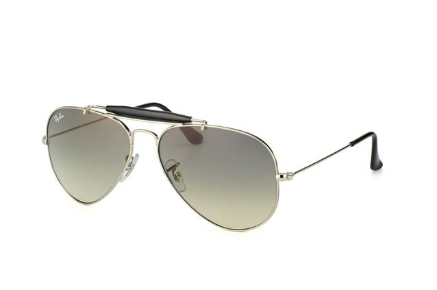Ray-Ban Outdoorsman II Rainbow RB 3407 003/32 Perspektivenansicht