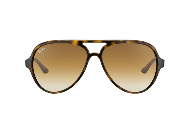 Ray-Ban Cats 5000 RB 4125 710/51 perspective view
