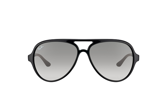 Ray-Ban Cats 5000 RB 4125 601/32 Perspektivenansicht
