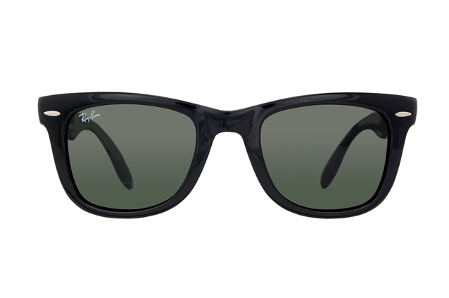 Ray-Ban Folding Wayfarer RB 4105 601 vista en perspectiva