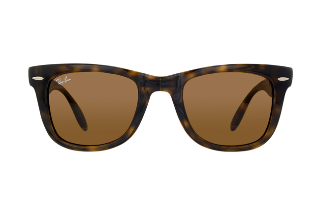 Ray-Ban Fold Wayfarer RB 4105 710 perspective view