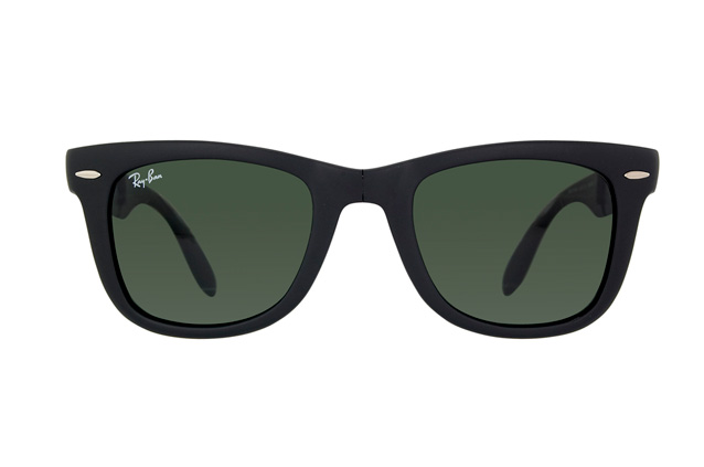 Ray-Ban Folding Wayfarer RB 4105 601S perspective view