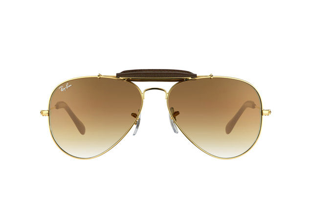 Ray-Ban Ray-Ban Outdoorsman RB 3422Q 001/51 perspective view