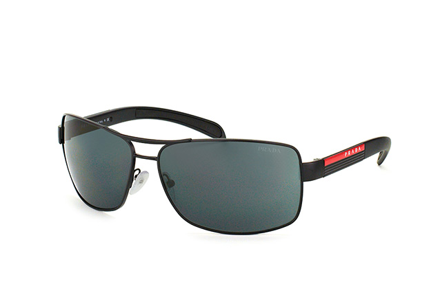 98daec7ef7 ... Sunglasses  Prada Linea Rossa PS 54IS 1BO1A1. null perspective view ...